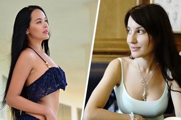 Екатерина Герасимова следит за своей фигурой. Лена Миро, видимо, тоже