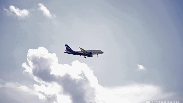 Из-за снегопадов в Москве задерживаются летящие в Красноярск самолеты