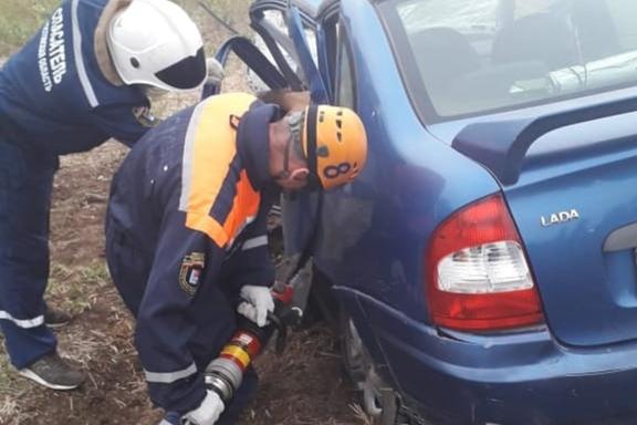 Столкнулись лоб в лоб: В ДТП на сельской трассе погиб 48-летний дончанин