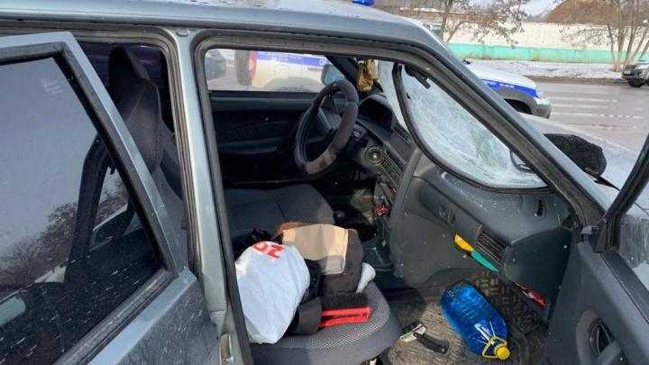 «На капоте осталась шапка» в Волгограде под колесами «Лады» погиб пенсионер