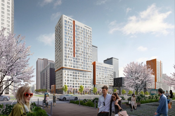 Первые дома жилого комплекса будут готовы к 2021 году