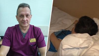 Самарские врачи спасли часть единственной почки пострадавшего во время игры ребенка