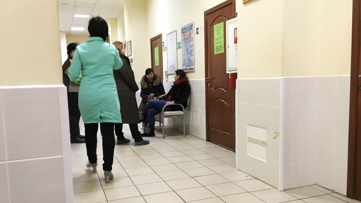 Ростовскую ЦГБ подготовили к приему заразившихся коронавирусом