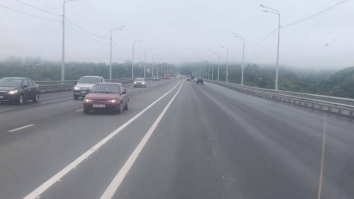 Мызинский мост закончили ремонтировать раньше срока