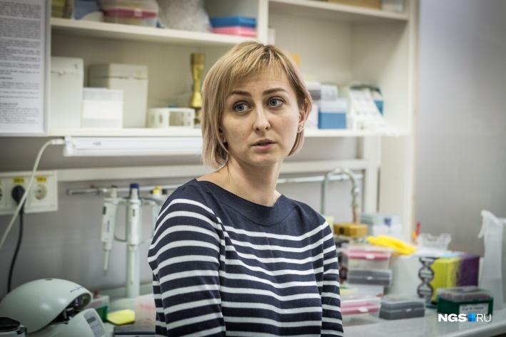 Александра Сенькова, кандидат медицинских наук