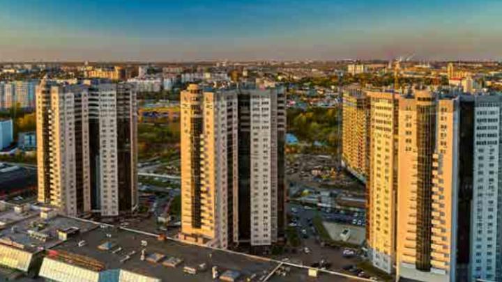 В Челябинске появилась своя «Золотая миля»: микрорайон на Труда сравнили с элитным районом Москвы