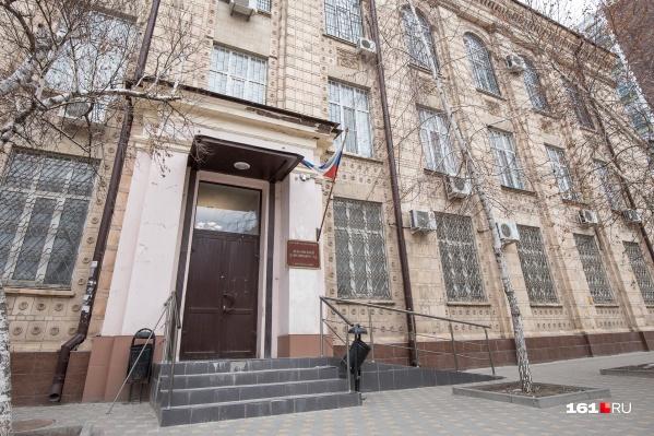 В Ленинском суде в ходатайстве отказали
