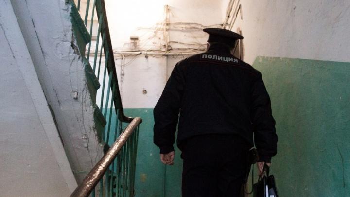 «Схватил за форму и достал нож»: новосибирца осудили за нападение на полицейских