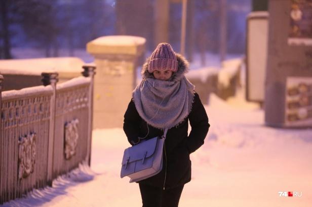Сегодня число жертв мороза может увеличиться