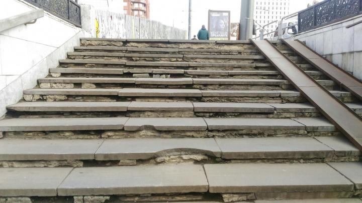 Челябинский предприниматель за свой счёт отремонтирует подземный переход в центре города