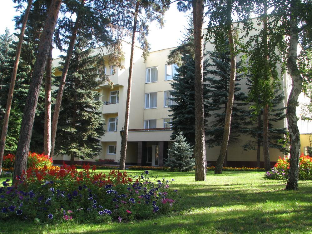 Гостиница похожа на советский пансионат