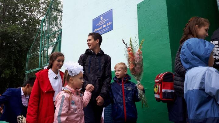 Линейки в Омске пройдут при +13 градусах