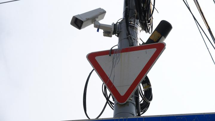 Екатеринбург завесят камерами, штрафующими за всё подряд: публикуем адреса