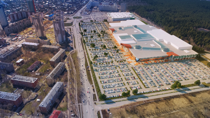 В 2019 году на месте бывшего ипподрома начнут строить ТЦ. Что в нём будет?
