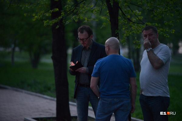 Кириллов сказал, что в полпредстве внимательно следят за ситуацией