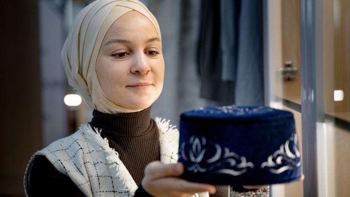 Русская челябинка приняла ислам и открыла магазин мусульманской одежды