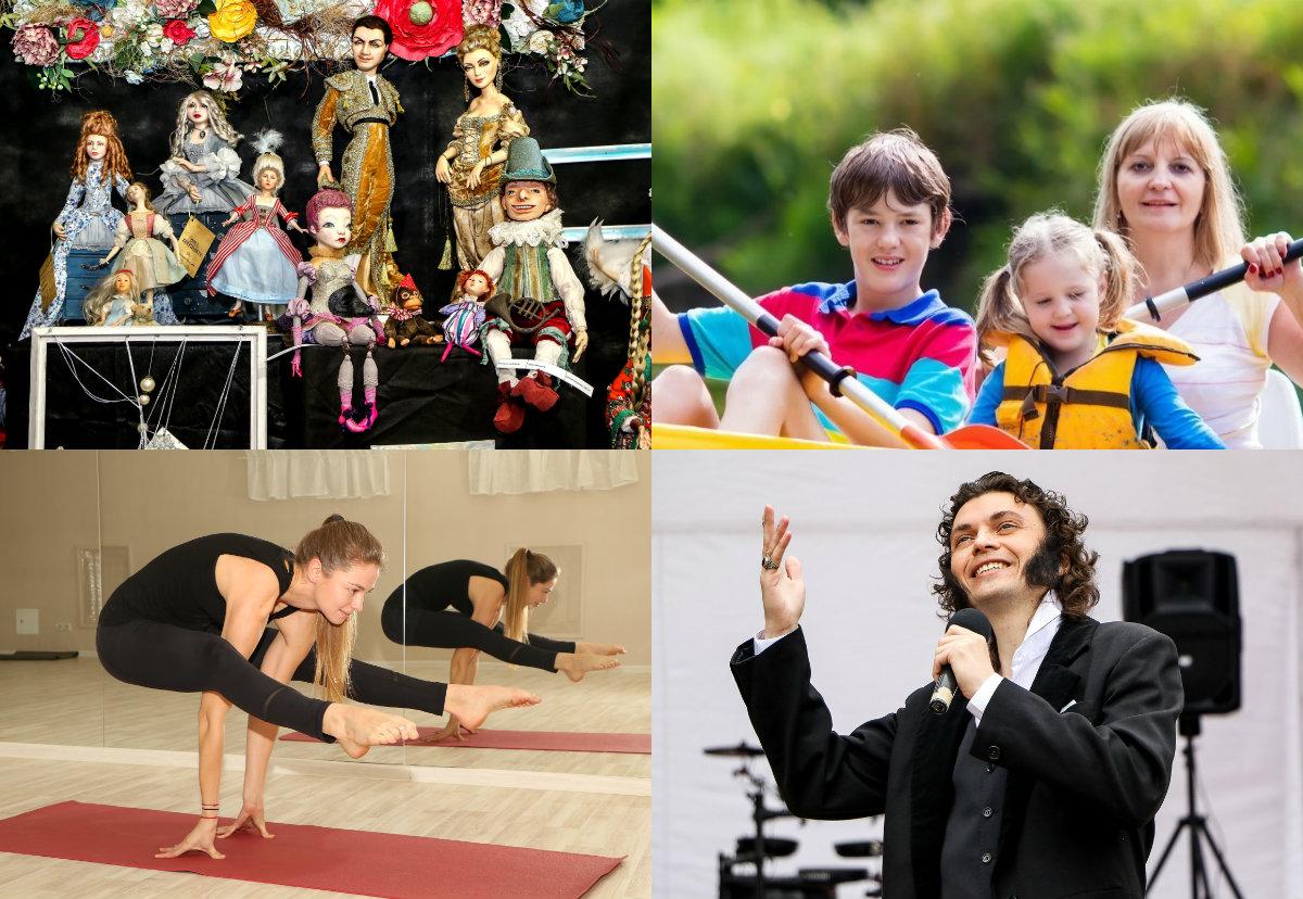 Пять вечеров: спектакль с Хабенским, парад кукол и фестиваль мультфильмов