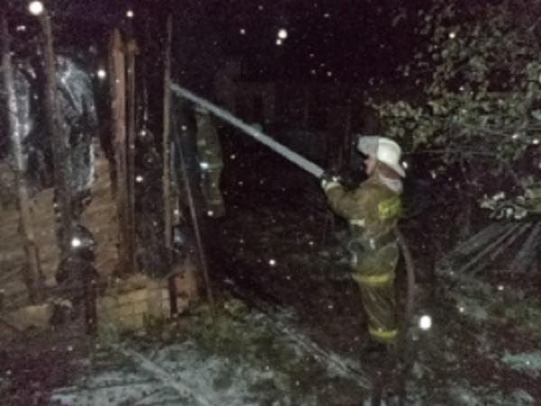 Впожаре вСеменовском районе погибла девочка-инвалид