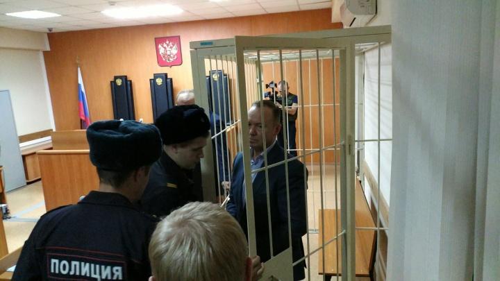 Самарский суд отправил в СИЗО единоросса Минахмета Халиуллова