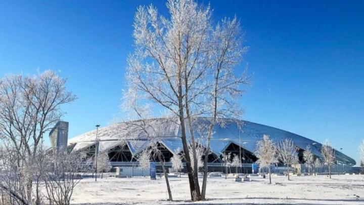 В Самаре 8 декабря нельзя будет ездить возле «Самара Арены»