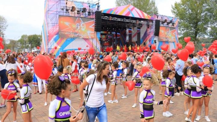 На Левобережной в Ростове построят сцену за 13,5 миллиона рублей
