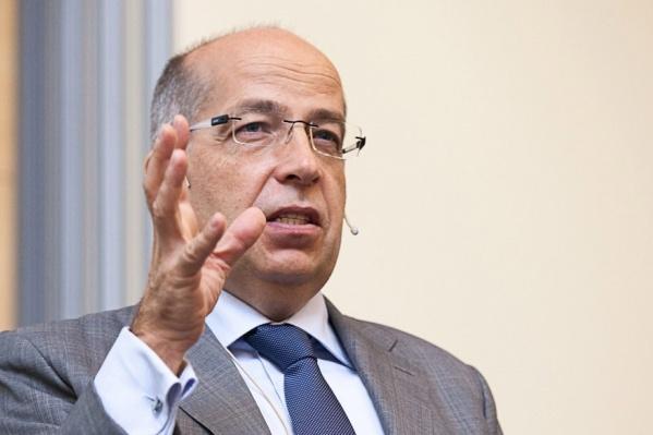 Игорь Манн — известный российский маркетолог, бизнес-тренер и консультант