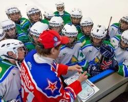 «Салават Юлаев» стал лучшим в детско-юношеском турнире ŠKODA