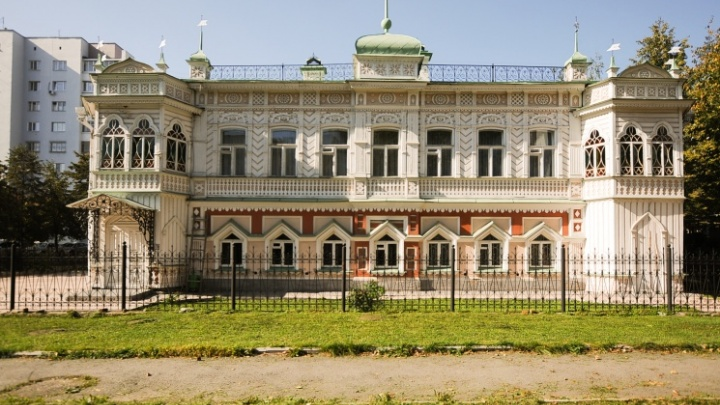 10 самых красивых деревянных домов Екатеринбурга, сохранившихся среди высоток