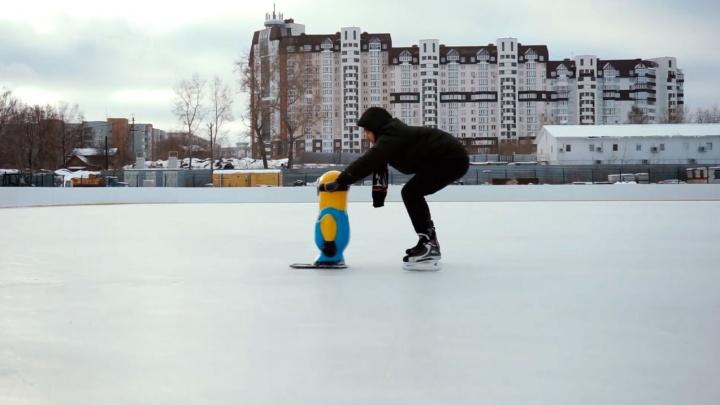 Куда мы катимся: карта популярных ледовых площадок Екатеринбурга