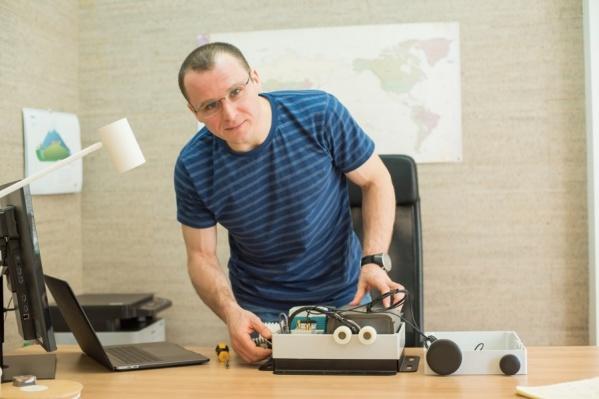 Дмитрия Трубицына обвиняли в продаже нелицензированного оборудования на сумму около 100 миллионов рублей