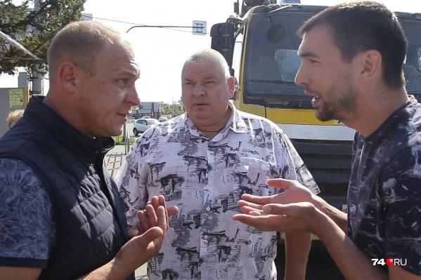Собственники ларьков говорят, что не получали уведомления о демонтаже