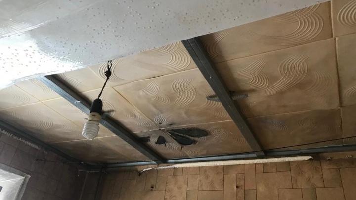 Оплавился потолок, разлетелась рама: в Уфе квартира пострадала от хлопка