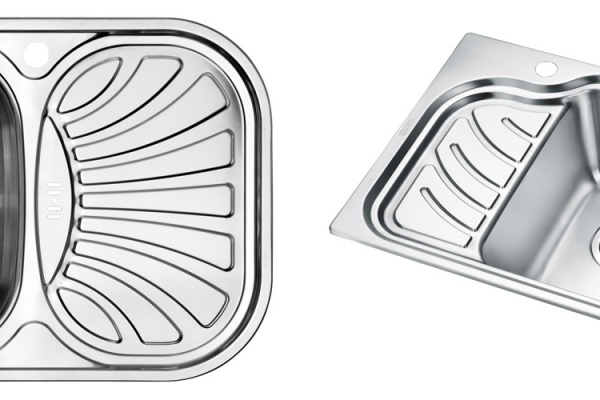 Дизайн кухни: как выбрать кухонную мойку