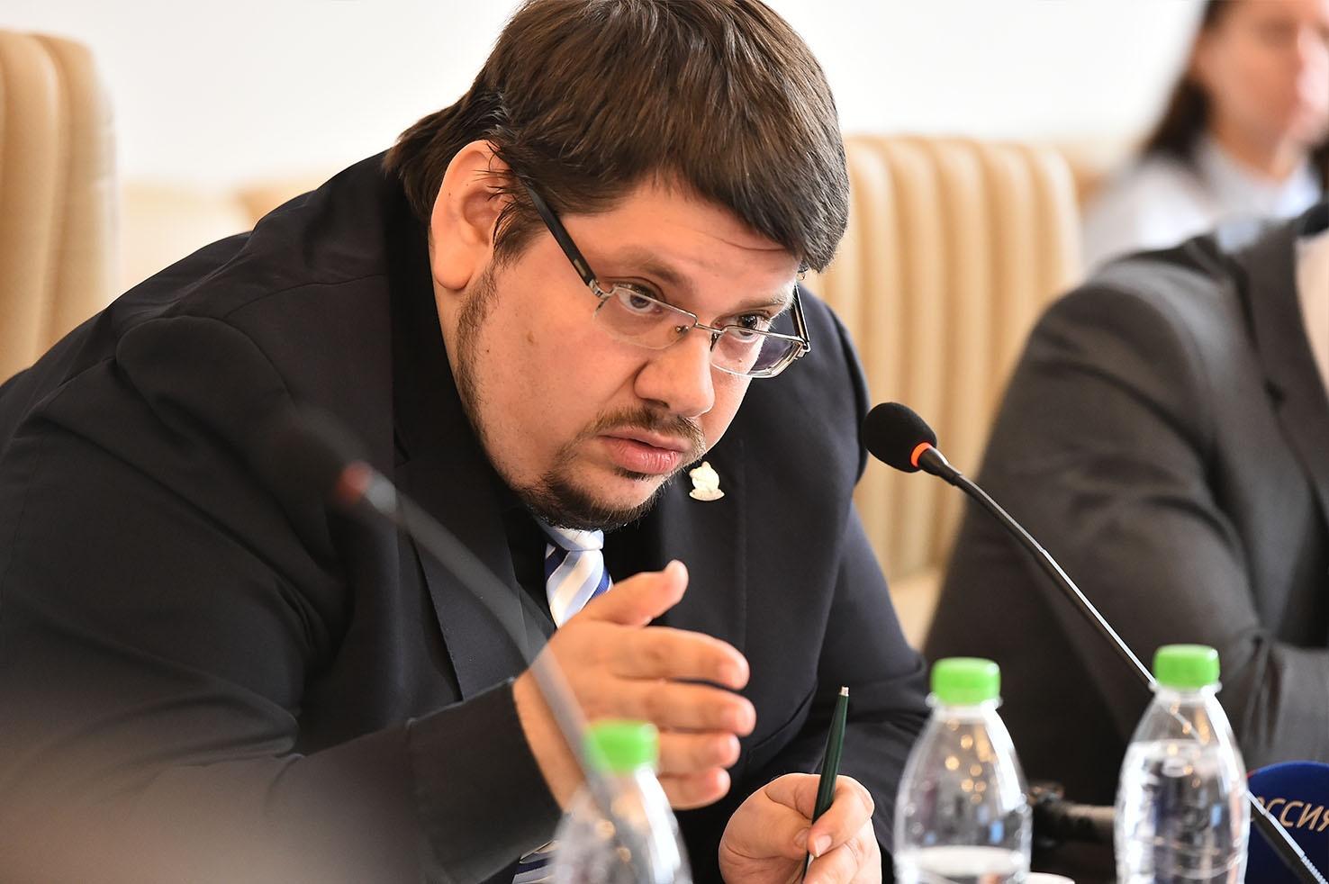 Заместитель генерального директора НИИ «Атмосфера»Александр Романов