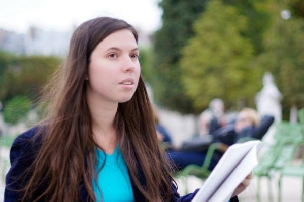 Ростовчанка Юлия Калмыкова уехала во Францию 10 лет назад