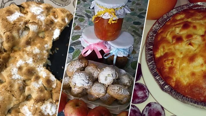 Шарлотка, безе, стружка: 10 простых народных рецептов, которые помогут справиться с урожаем яблок