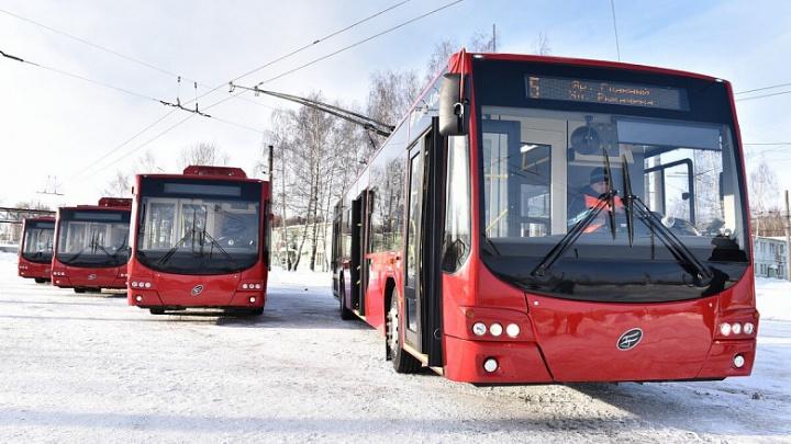 «Все на один маршрут»: в Ярославле транспортники решили, куда пустят новые троллейбусы с Wi-Fi