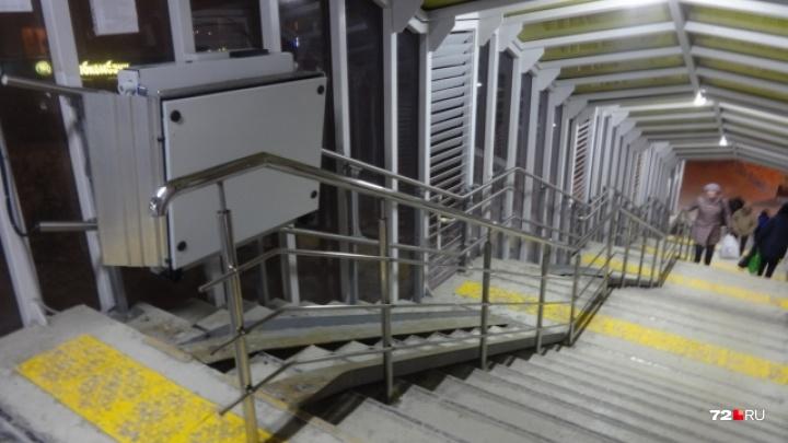 Проблемный переход на Гнаровской оборудуют лифтами за 51 миллион. Рассказываем, когда они появятся