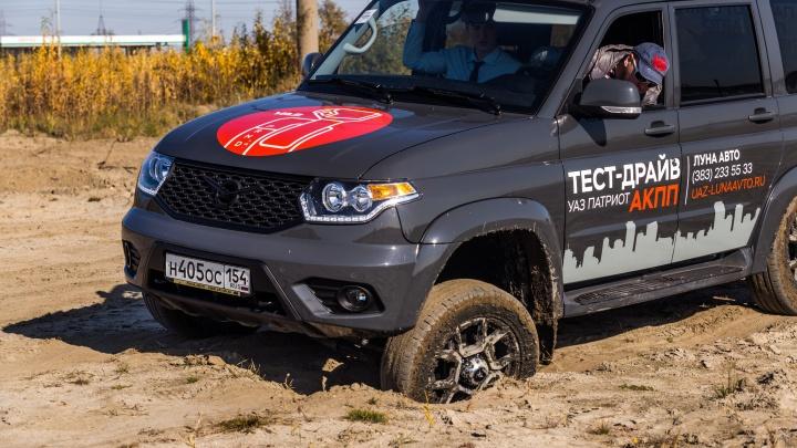 «УАЗ, что ты делаешь?»: русский УАЗик получил импортный автомат — что он творит в пробках и грязи