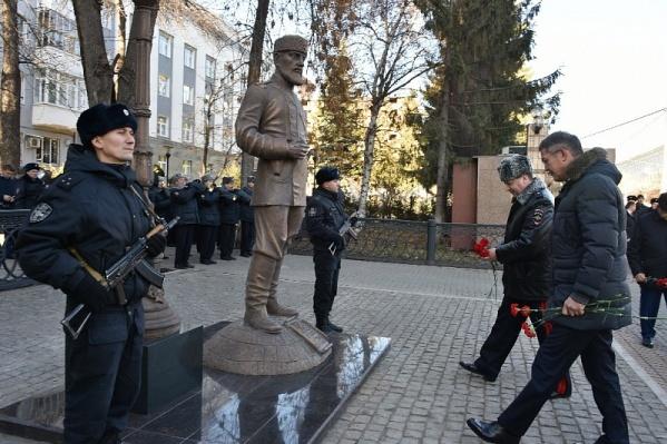 Церемонию открытия посетил врио главы РБ Радий Хабиров