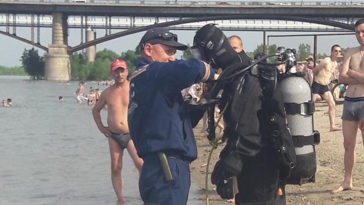 Новосибирец пропал после купания на «Наутилусе»