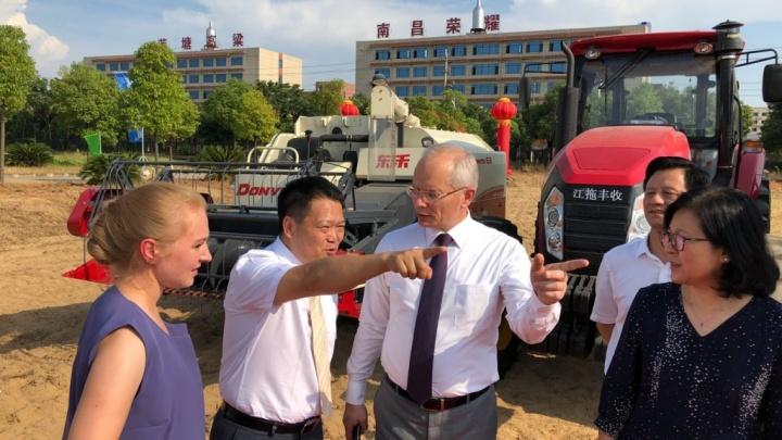 Китай инвестирует в Башкирию более 19 миллиардов рублей
