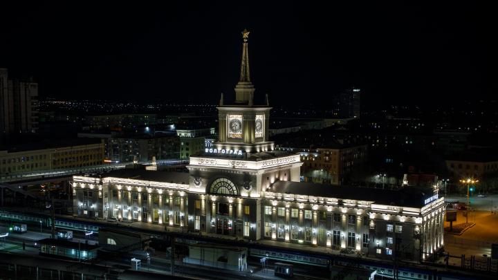 В Волгограде 31 декабря запустили дополнительные электрички