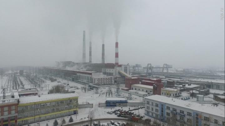 Названы главные предприятия – загрязнители воздуха за прошлый год
