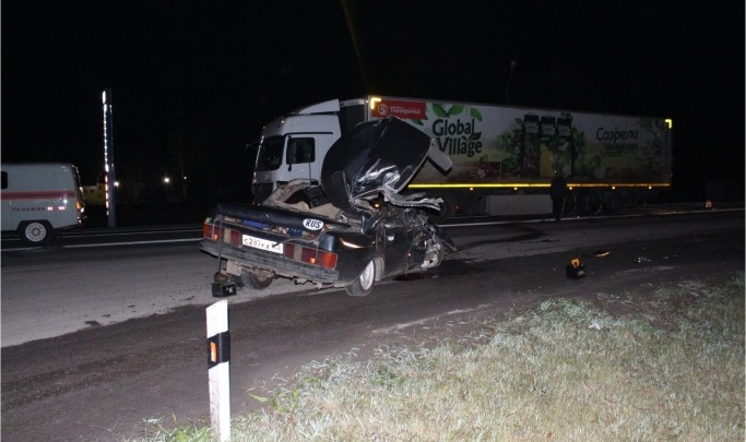 Пьяного водителя, из-за которого на «трассе смерти» погибли два человека, осудили на восемь лет
