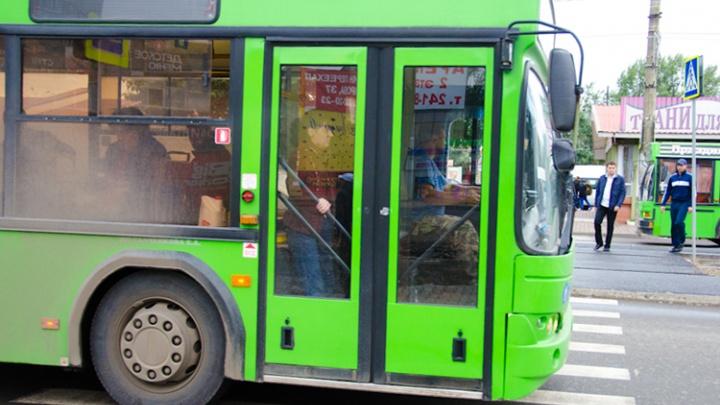 Автобус-вонючку поймали на маршруте из Рощи до Свердловской