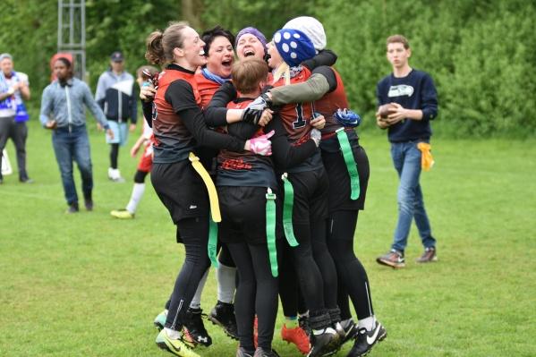 «Лисицы» смогли попасть на престижный турнир вУтрехте (Нидерланды) и победить