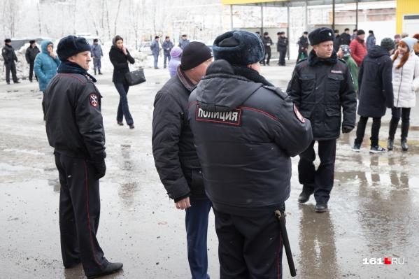 Полиция выясняет все детали трагедии на Западном