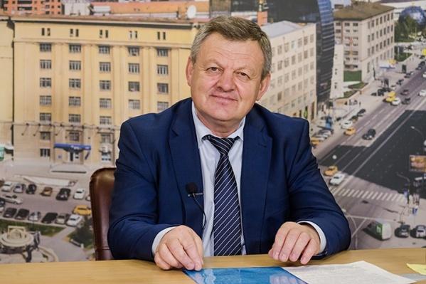 Василий Пронькин возглавлял областной минсельхоз с 2015 года