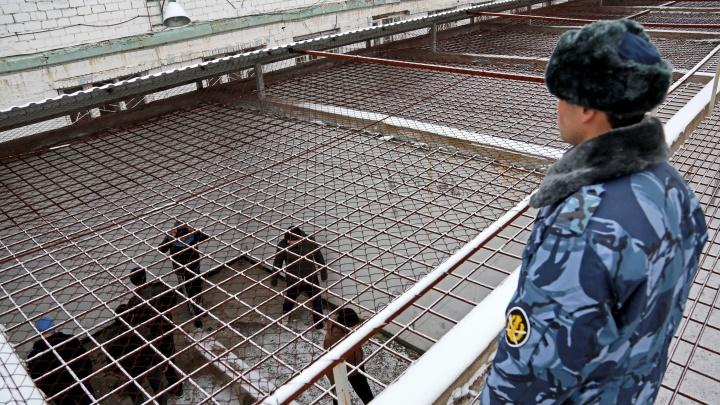 В Уфе задержали начальника ИК-13